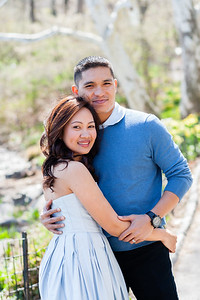Irma & Sherwin's Engagement Session